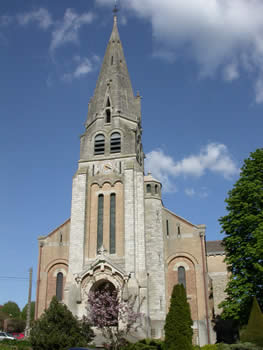 Eglise de Coulommiers